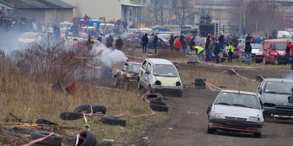 WRAK-RACE Silesia XVII 29.03.2015