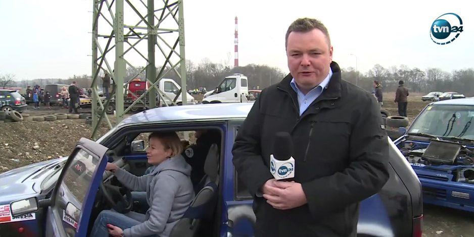 TVN24 – WRAK-RACE Silesia Dzień Kobiet 12.03.2017