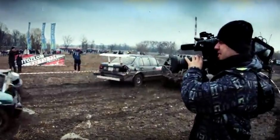 Żukowe Sudio Filmowe WRAK-RACE Silesia 12.03.2017 !