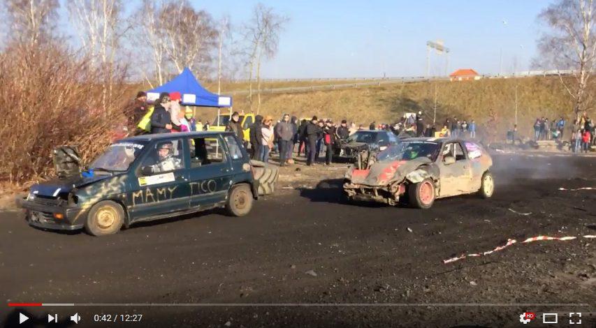 WRAK-RACE Silesia WOŚP Edition TICO w AKCJI !
