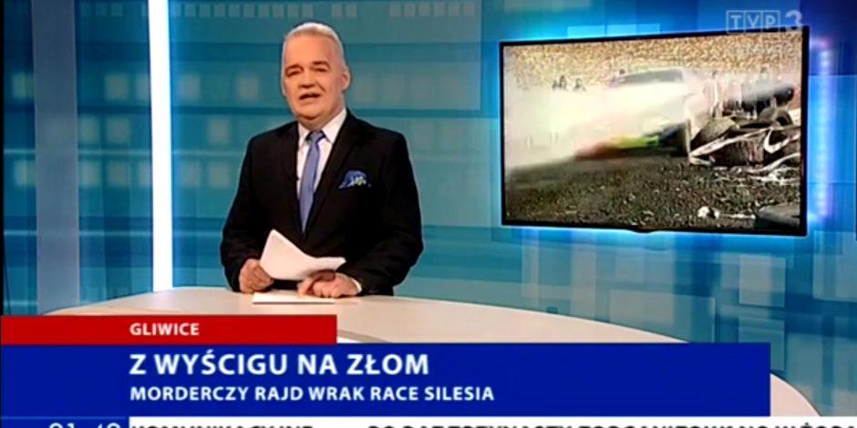 WRAK-RACE Silesia Gliwice CUP III 18.03.2018 Relacja TVP Katowice