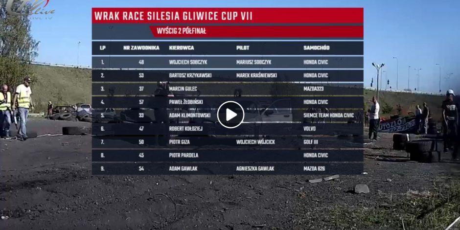 Transmisja z WRAK-RACE Silesia Gliwice CUP VII 14.10.2018 CZ 2.