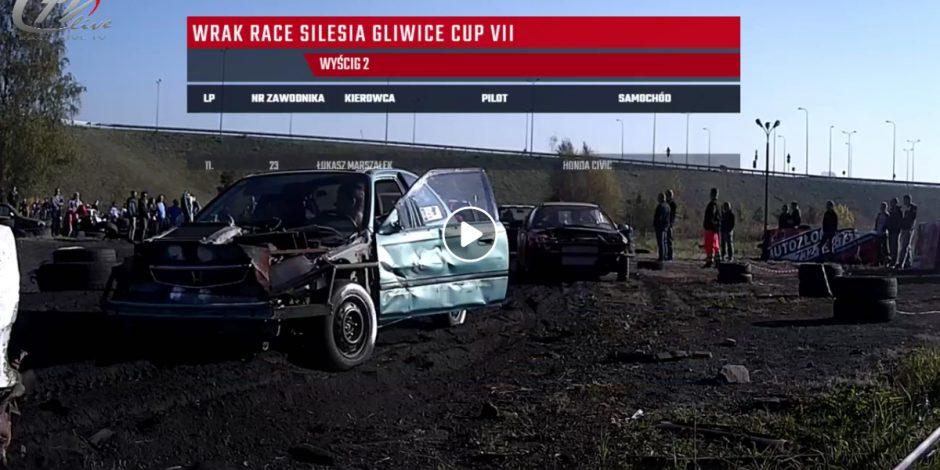Transmisja z WRAK-RACE Silesia Gliwice CUP VII 14.10.2018 CZ 1.