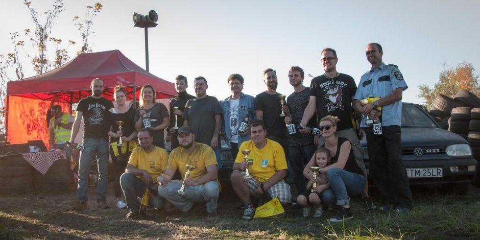 Zwycięzcy Wrak-Race Silesia Gliwice CUP VII 14.10.2018 !