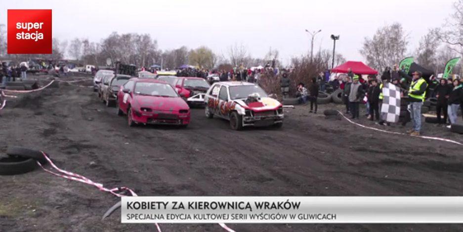 WRAK-RACE Silesia DZIEŃ KOBIET 10.02.2019 SUPERSTACJA !