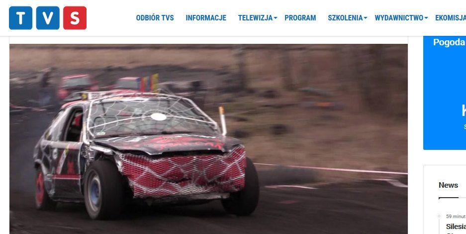 WRAK-RACE Silesia DZIEŃ KOBIET 10.02.2019 TVS !