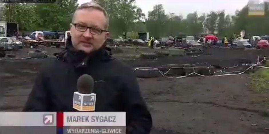 Relacja POLSAT  – Majówka z WRAK-RACE Silesia 12.05.2019