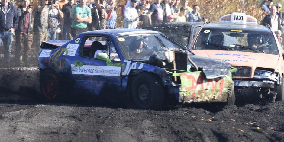 """WRAK-RACE Silesia """"Niedziela 13"""" 13.10.2019 CZ 1. GALERIA !!!"""