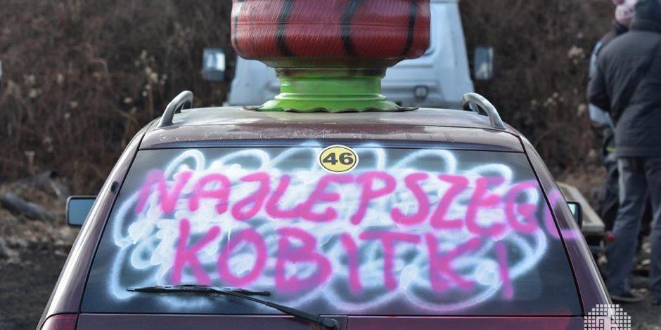 """WRAK-RACE Silesia """"Dzień Kobiet"""" 7.03.2021 GALERIA ! CZ. 1"""