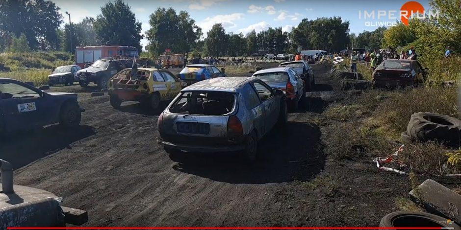 "Relacja WRAK-RACE Silesia ""Jesień"" 5.09.2021 TV IMPERIUM"