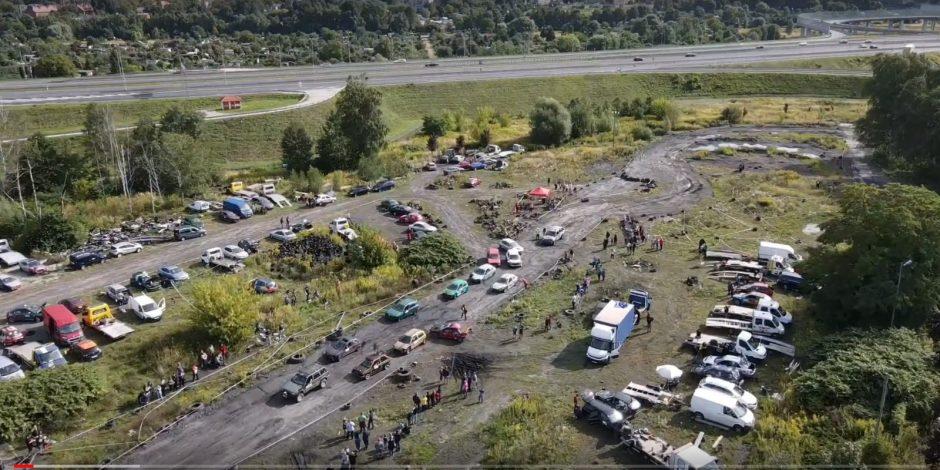 """WRAK-RACE Silesia """"Jesień"""" 5.09.2021 z Drona"""